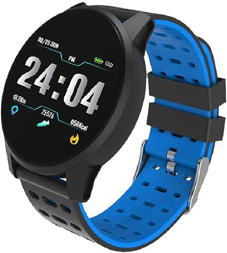 Amazon.com: B2 - Reloj inteligente TFT de 1,3 pulgadas ...