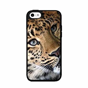 Beautiful Leopard Animal - Plastic Phone Case Back Cover (iPhone 4/4s)