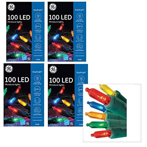 Ge 100 Count Led Christmas Lights in US - 3