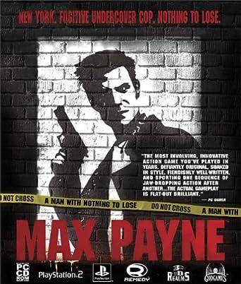 Amazon Com Max Payne Pc Video Games