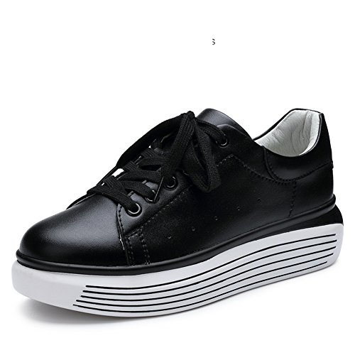Primavera Zapatos Casuales,Blanco Con Zapatos Planos,Mujer Zapato Grueso Inferior,Versión Coreana De Los Zapatos De Las Mujeres De Joker,Zapatos Nude B