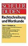 Schüler-Duden : Rechtschreibung und Wortkunde, Berger, Dieter, 1468473972