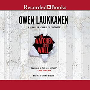 The Watcher in the Wall Audiobook