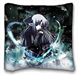 Custom Characteristic ( Anime Melty Blood ) Pillow Covers Bedding Accessories Size 16