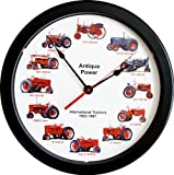 Cheap New 14″ Massive International Farmall Wheel Dial Vintage Tractors from 1923-1967 14 Inches Round Wall Clock …