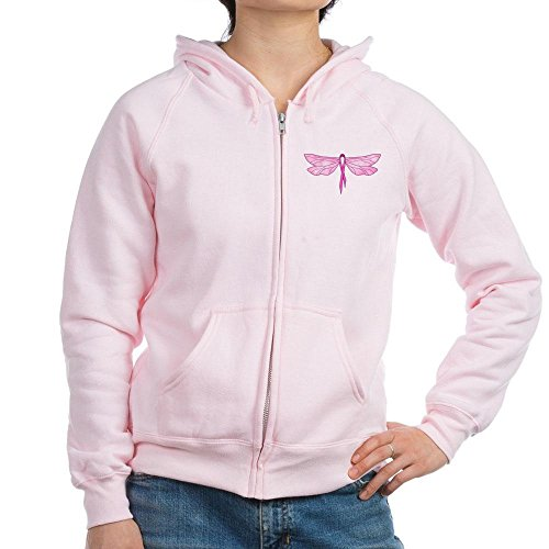 CafePress Breast Dragonfly Classic Sweatshirt