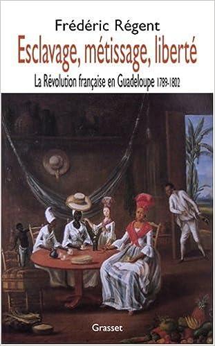 Téléchargement Esclavage, métissage, liberté : La Révolution française en Guadeloupe 1789-1802 pdf epub