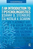 img - for An Introduction to Psycholinguistics by Steinberg, Danny, Sciarini, Natalia(January 11, 2006) Paperback book / textbook / text book