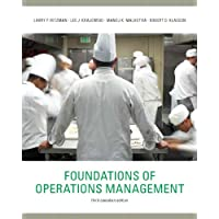 Foundations of Operations Management, Third Canadian Edition (3rd Edition)