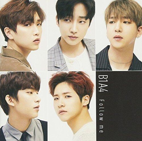 CD : B1A4 - Follow Me: Type-b (Japan - Import, 2PC)