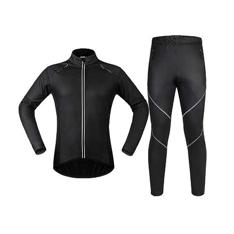 Traje ciclista de jersey de bicicleta Conjunto de pantalones ...
