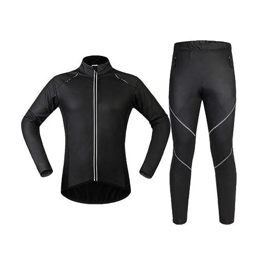 Trajes de ciclismo Conjunto de pantalones cortos de ciclismo ...
