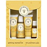 Burts Bees Shampoo Burt's Bees Baby Getting Started Gift Set, 5 Products in Giftable Box
