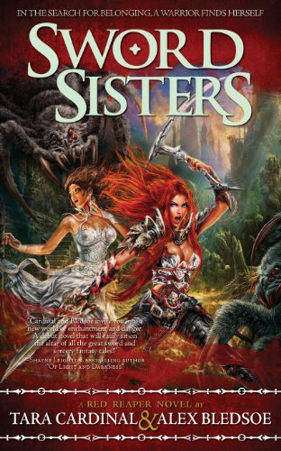 book cover of Sword Sisters