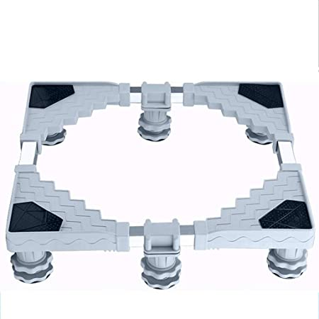 LLSDLS Base de secador Multifuncional Lavadora retráctil Rack ...
