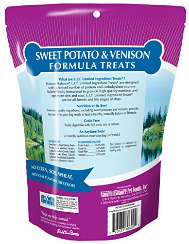 Natural-Balance-LIT-Limited-Ingredient-Dog-Treats-Grain-Free-Sweet-Potato-Venison-Formula-14-Ounce