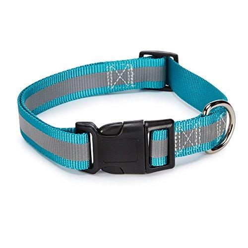 Brite Reflective Dog Lead - Guardian Gear Brite Reflective Dog Collar, Fits Necks 14