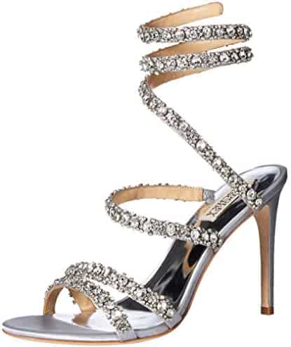 3c7e317b8e1f1 Shopping $200 & Above - 1 Star & Up - Silver or Grey - Sandals ...