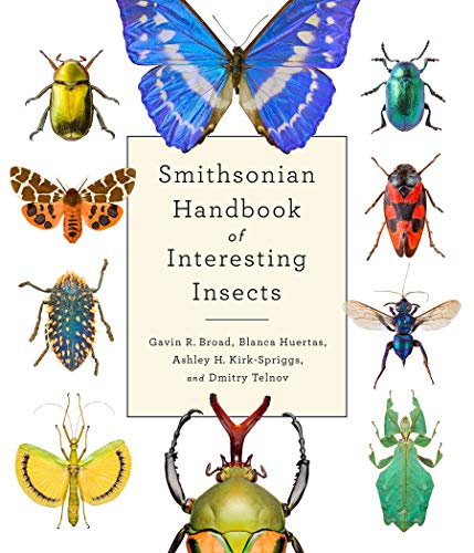 Book Cover: Smithsonian Handbook of Interesting Insects