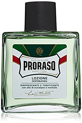 Proraso After Shave Lotion, Refreshing and Toning, 3.4 Fl Oz by Bigelow Trading