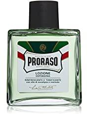 Proraso Refreshing And Invigorating After Shave Lotion With Eucalyptus Oil & Menthol by Proraso for Men - 3.38 oz After Shave Lotion, 99.95 ml