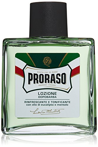 Proraso After Shave Lotion, Refreshing and Toning, 3.4 Fl - Care Lotion Complete Head