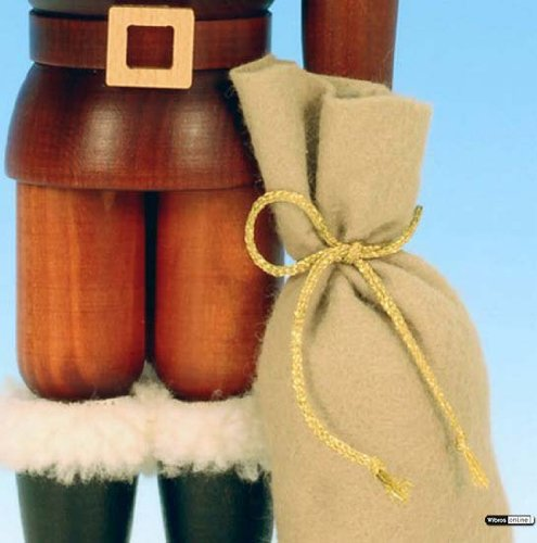 Christian Ulbricht Nutcracker - Santa Claus Natural by Ulbricht