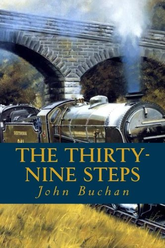 Read Online The Thirty-Nine Steps pdf epub
