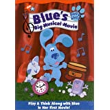 Blue's Clues - Blue's Big Musical Movie by Nickelodeon
