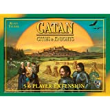 Catan: Cities & Knights 5-6 Player Extension 4th Edition
