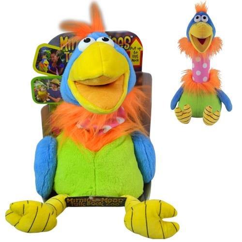 Zoo Birds - Mimic Mees Talk Back Zoo Bird 12