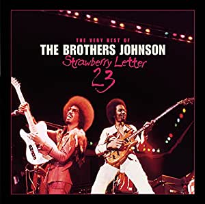 Strawberry Letter 23: Very Best Of The Brothers Johnson
