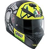 AGV K-3 SV Winter Test 2012 Full Face Helmet, XL