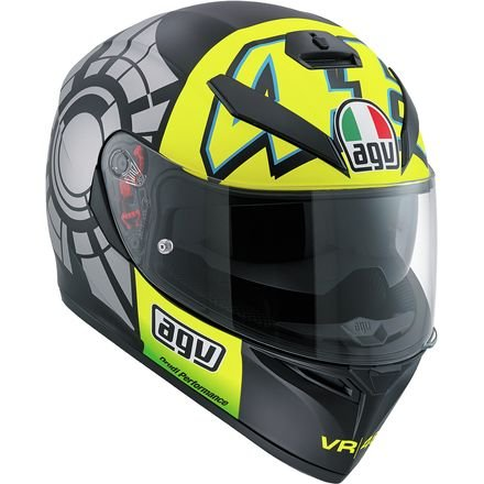 AGV K-3 SV Winter Test 2012 Full Face Helmet, XL by AGV