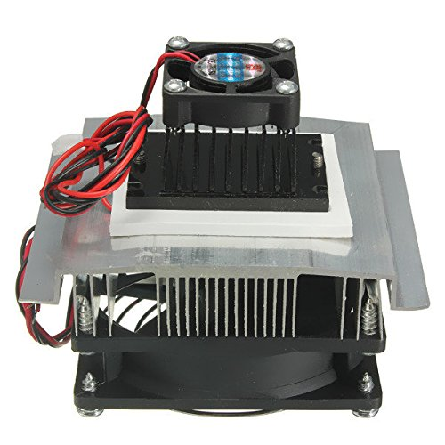 Pink Lizard Thermoelectric Peltier Refrigeration Cooling System Kit Cooler Fan TEC-12706 by Pink Lizard Products