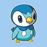Pokemon-Piplup-Womens-Hooded-Sweatshirt