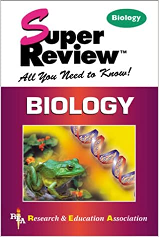 Book Biology: Super Review (Super Reviews: All You Need to Know)