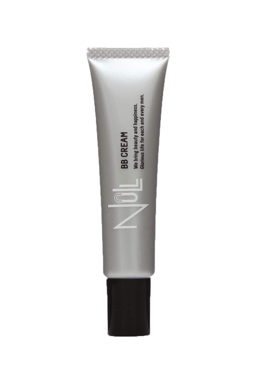 [Matte Finish] NULL mens BB Cream, Mens concealer, Tinted Moisturizer broad spectrum SPF30 PA++, CC cream, Revitalising Nourishing Tone Up Cream, Natural Cover, Ochre 0.7oz Made in Japan