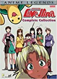 DVD : Love Hina Anime Legends Complete Collection