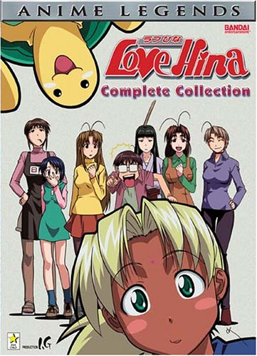 Love Hina Anime Legends Complete Collection