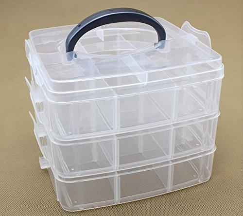 3 tray tool box - 8