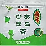 飯山一郎ブランド あらびき茶4袋入り ぽんぽこ笑店オリジナル