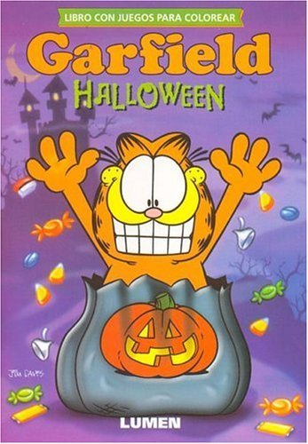 Garfield Halloween (Spanish Edition) by Jim Davis (2004-07-03)