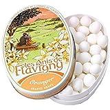 Flavigny - boite ovale 50g gout fleur d oranger