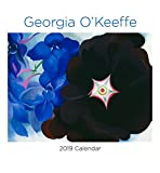 Georgia O Keeffe 2019 Mini Wall Calendar
