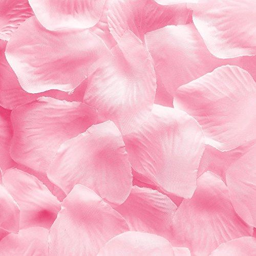 Review 1000pcs Light Pink Silk