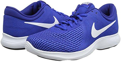 profond D'entranement 4 jeu Blanc Chaussures Nike 400 Revolution black Royal Blue Bleu qFU8Tgw