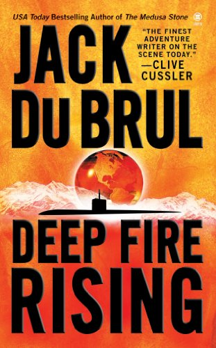 book cover of Deep Fire Rising
