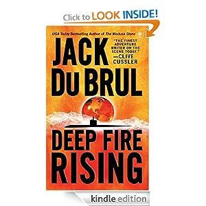 Deep Fire Rising (Philip Mercer) Jack Du Brul