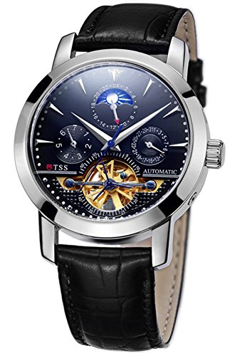 TSS Automatic Tourbillon Moonphase T8030PC2 product image